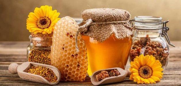 تفسير حلم أكل العسل مع الشمع