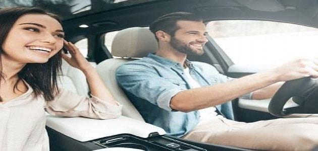 تفسير حلم ركوب السيارة مع الأقارب