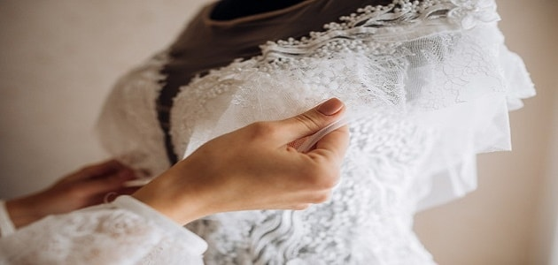 تفسير حلم فستان الزفاف للمخطوبة
