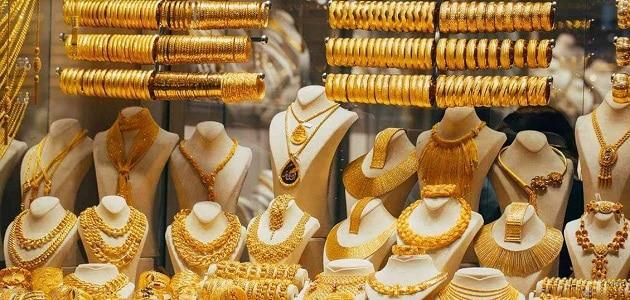 تفسير رؤيا اهداء الذهب في المنام