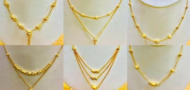 تفسير لبس سلسال الذهب للمتزوجة