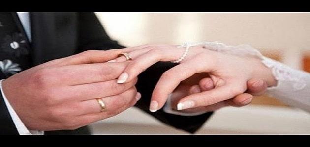 خطوبة المتزوجة في المنام