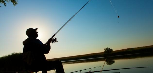 تفسير حلم صيد السمك للمتزوج