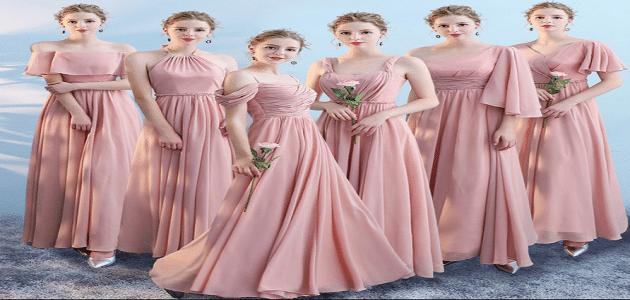 تفسير حلم لبس فستان وردي طويل