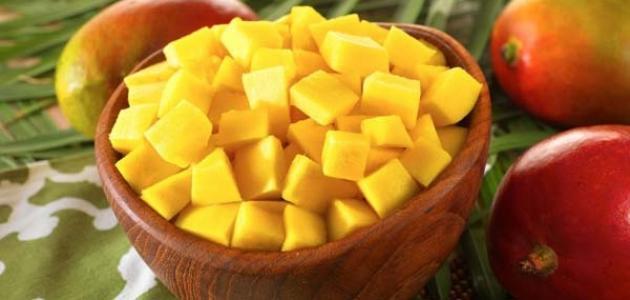 ما تفسير أكل المانجو في المنام للعزباء